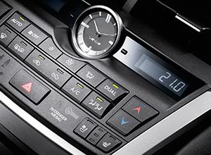 NX300h SportEdition Features HeatedSeats