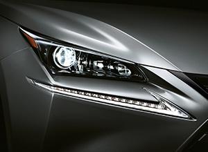 NX300h SportEdition Features LEDLight