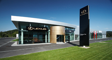 Lexus BRNO