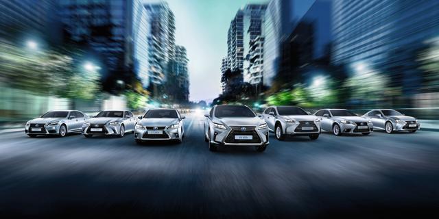 Sparen mit der Lexus Hybridprämie_