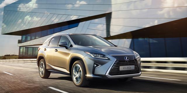Lexus auf der IAA 2015 200t