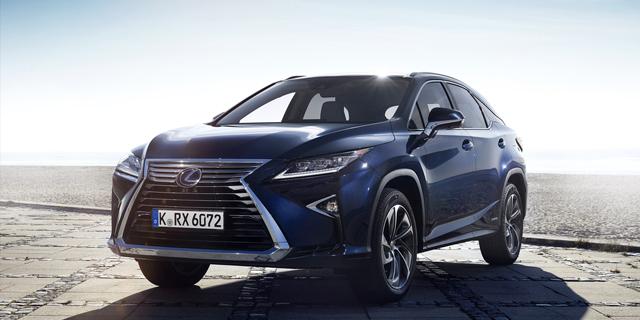 Lexus startet stark ins neue Jahr_