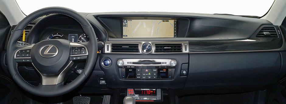 Lexus GS IV ab 2016 Taxi Cockpit