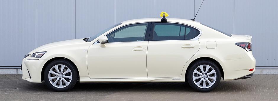 Lexus GS IV ab 2016 Taxi linke Seite