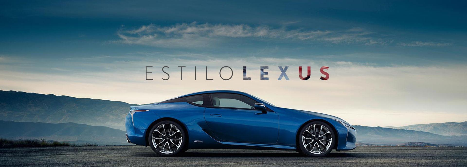 Estilo Lexus