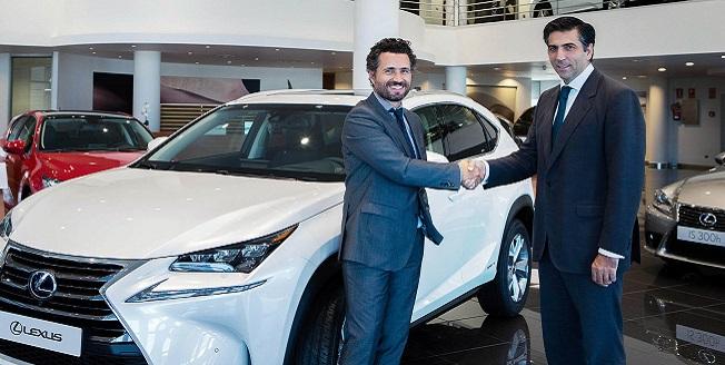 Firma Lexus Iberia noticia