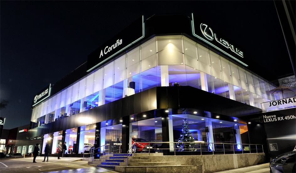 Lexus La Coruna picture