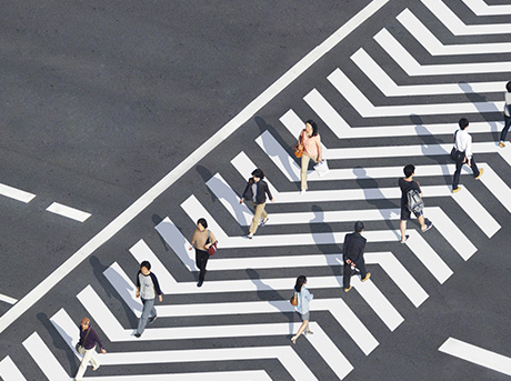Crosswalk picture