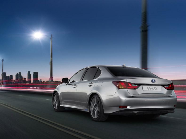 Lexus GS450h Silver Hybrid Saloon
