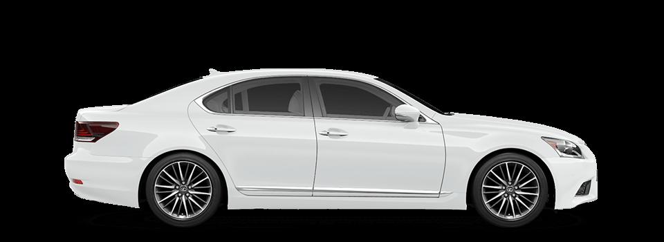 LS460-Fsport-White