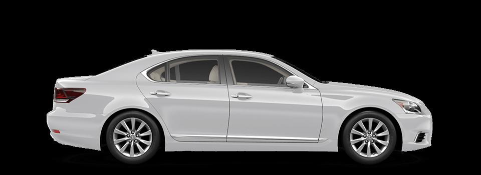 LS460-Luxury-Silver