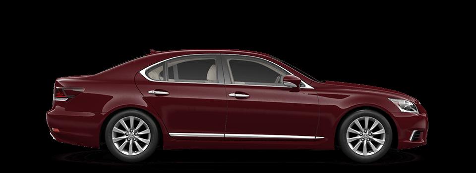 LS460-Luxury-Red