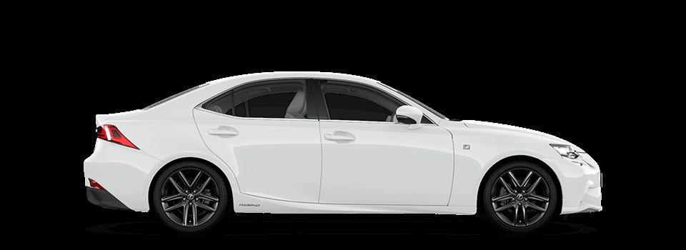 IS300h-Fsport-White