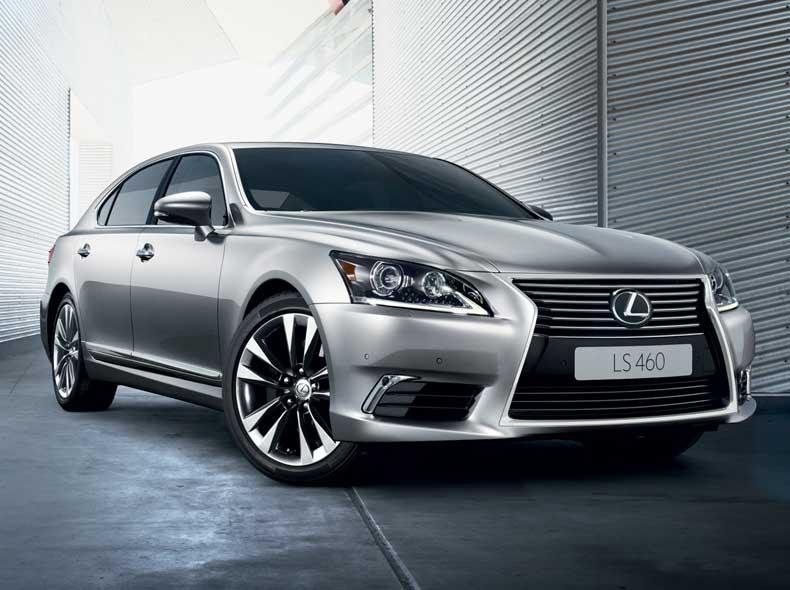 Lexus LS 460 Luxury Saloon Car