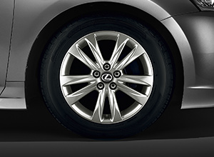 CT200h BusinessEdition Features 16AlloyWheels