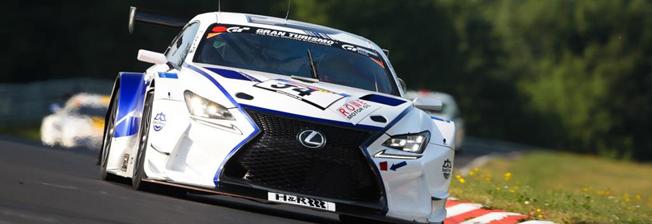 LEXUS RC F GT3 top