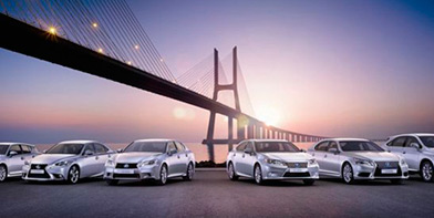 hybrid sales 5m prev