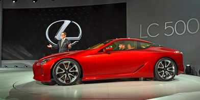Lexus Awards Detroit prev