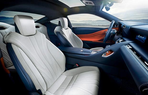 lexusun super coupesi lc 500 takumi isciligi ile farkini ortaya koyuyor 5