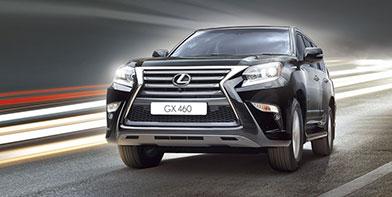 Новий Lexus GX 460 вже в Україні