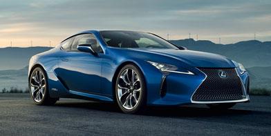 Світова прем'єра абсолютно нового Lexus LC500h