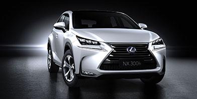 Lexus представить новий середньорозмірний кросовер NX на міжнародній автомобільній виставці у Пекіні