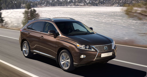 LEXUS RX 270 BUSINESS