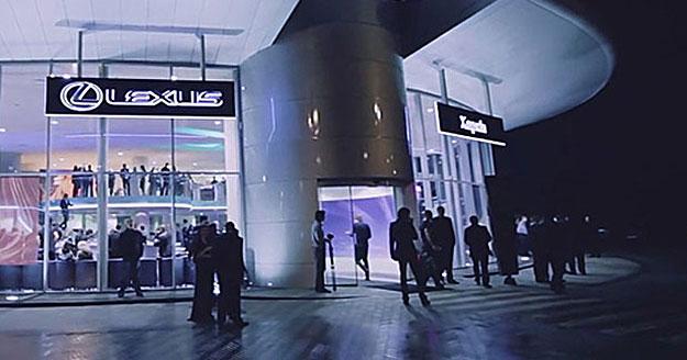 Офіційне відкриття нового дилерського центру «Лексус Харків»