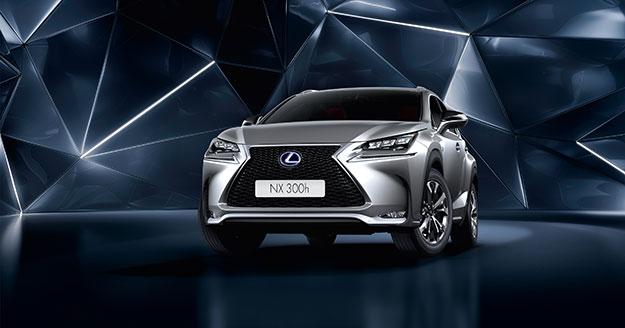Новий Lexus NX вже в Україні