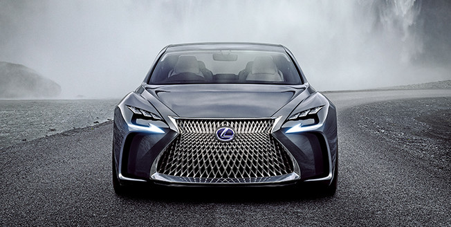 Ֆլագմանի Lexus LF FC