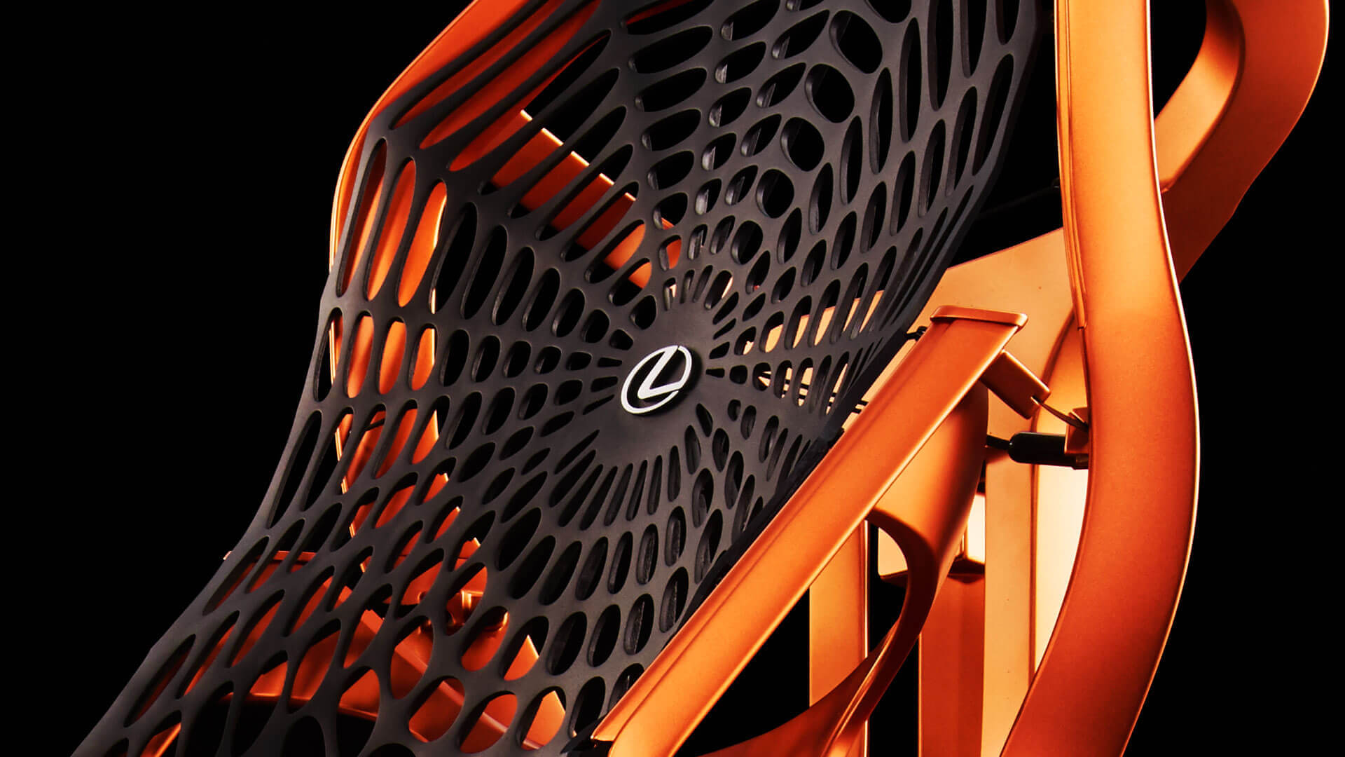 2017 lexus kineticSeat hero01