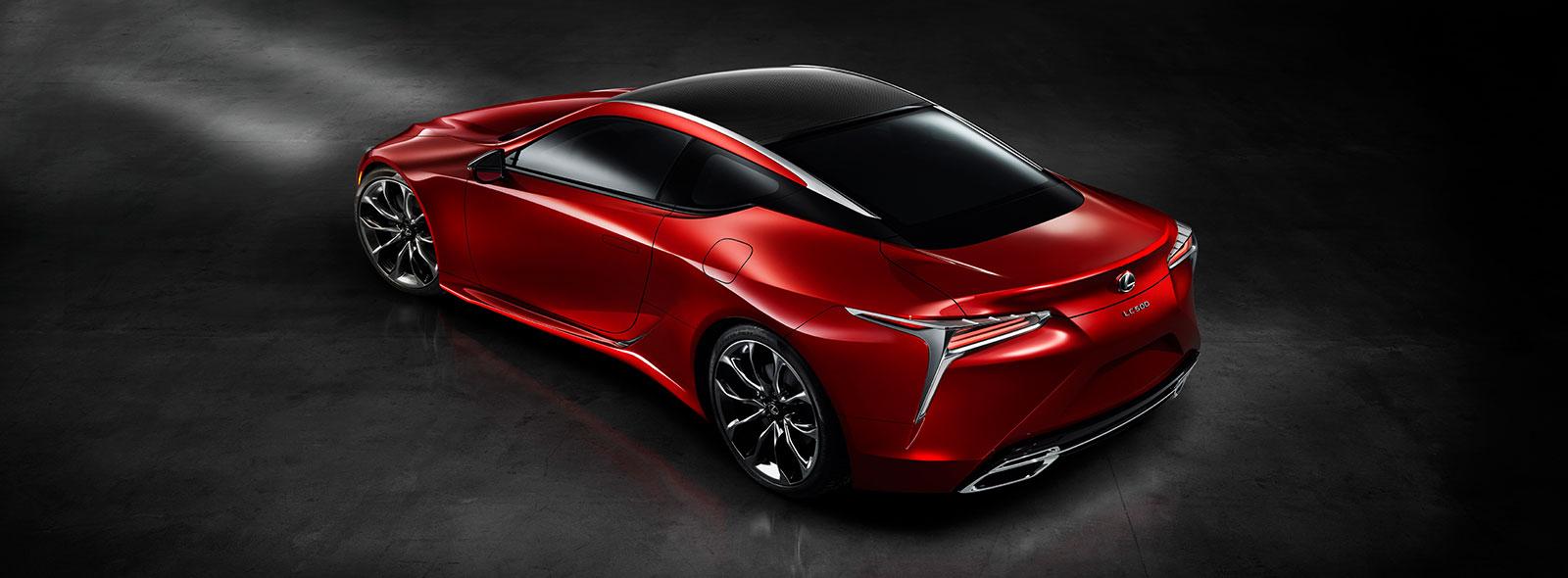 2017 Lexus LC Design Gallery 001