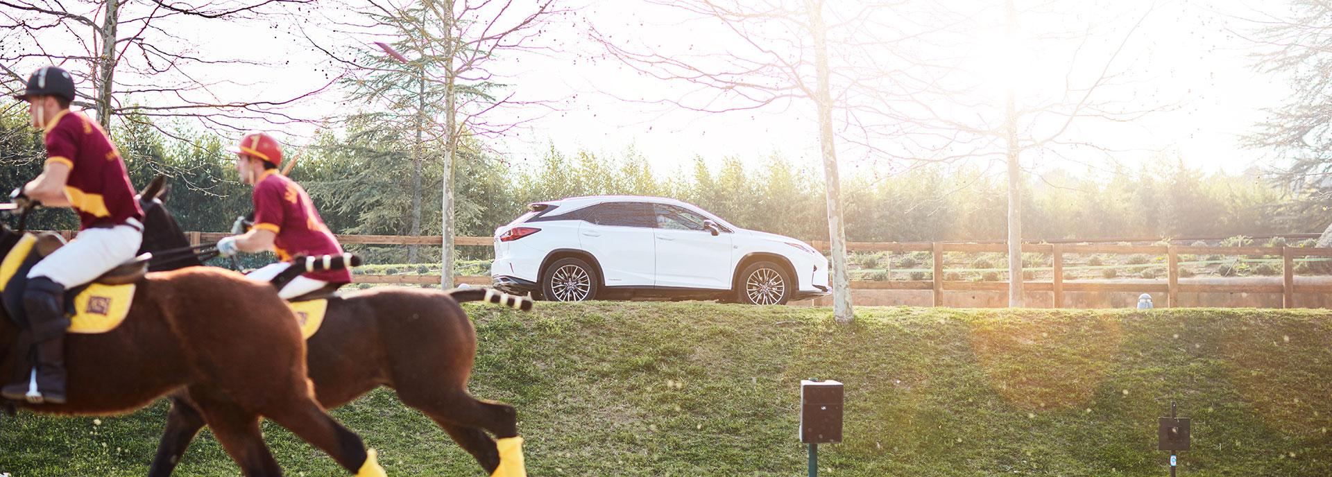2017 Lexus RX 450h Life Promo