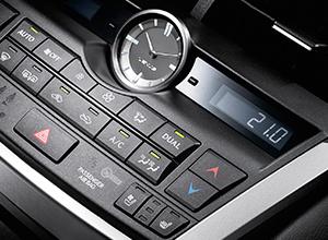 NX200t SportEdition Features HeatedSeats