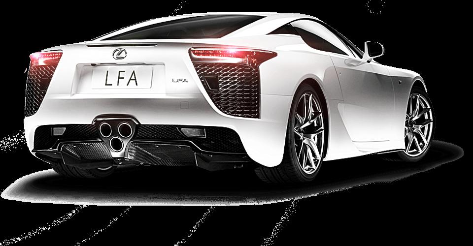 Lexus LFA avtomobili