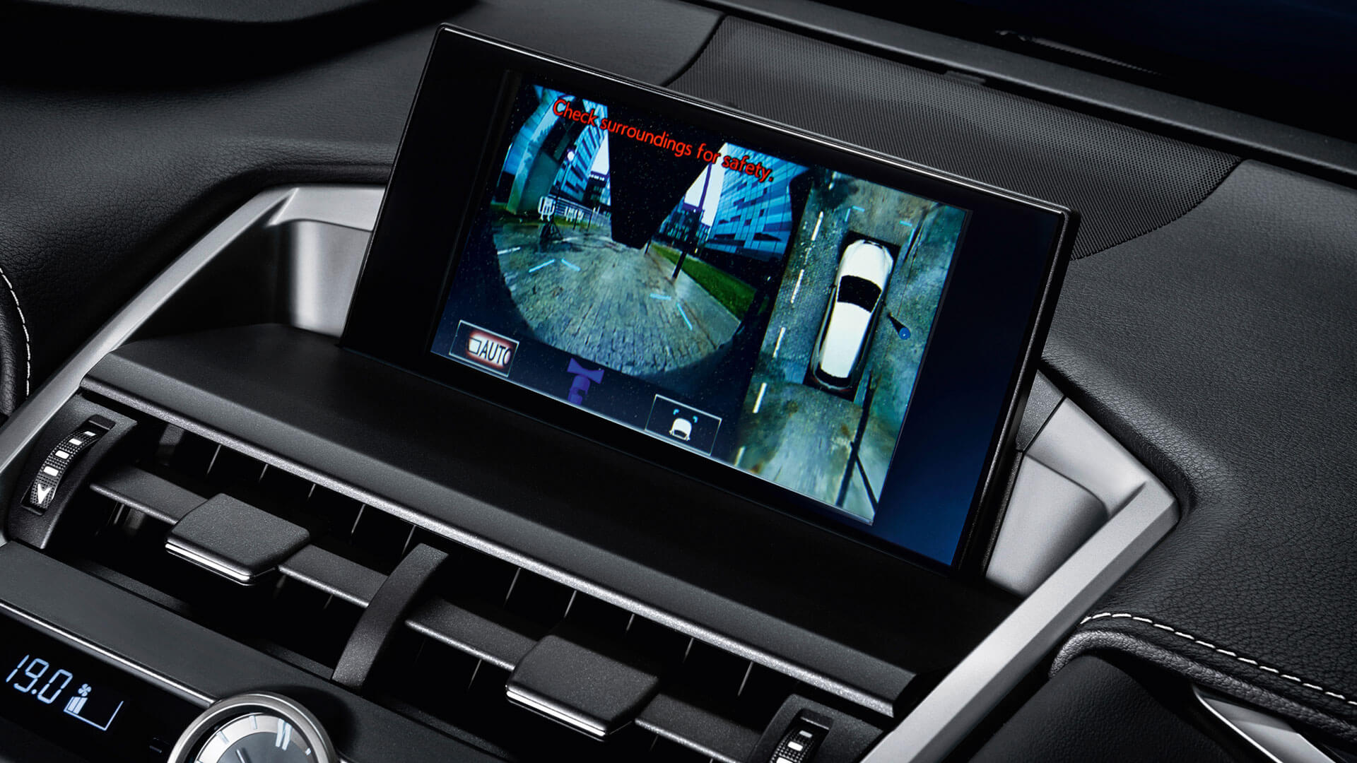 2017 lexus nx 200t features panoramic monitor
