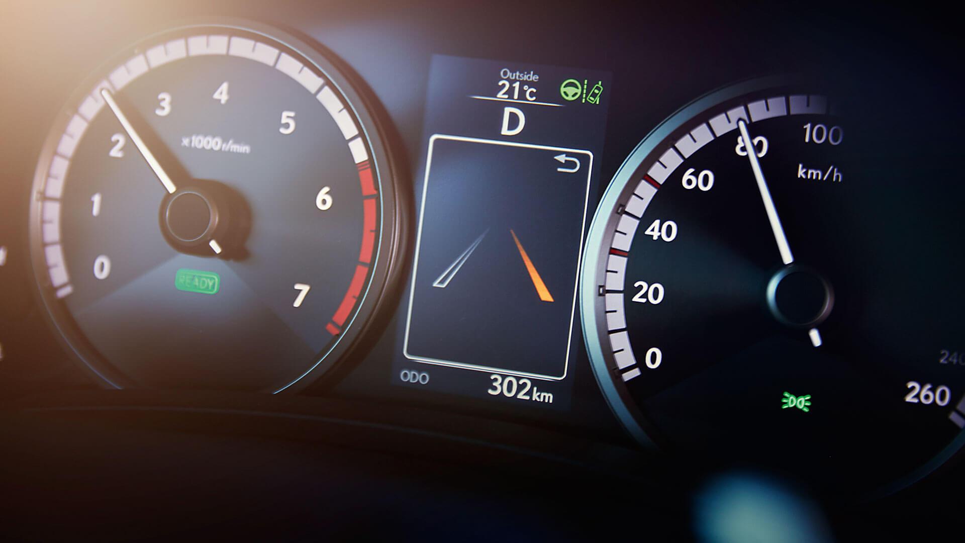 2017 lexus nx 300h features lane keeping assist