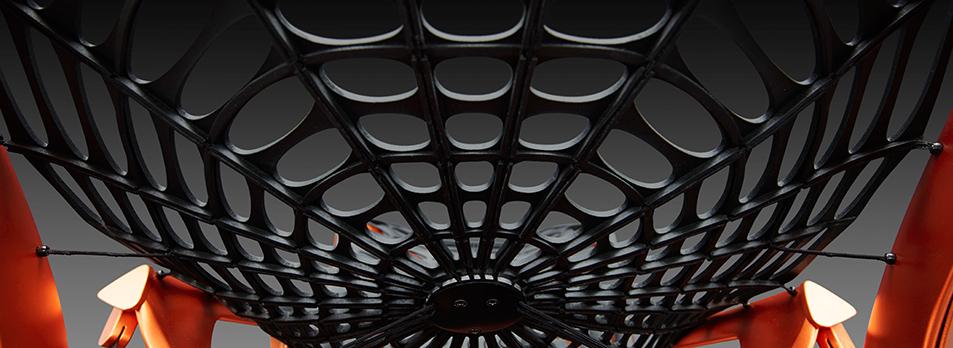 De Kinetic Seat van Lexus een innovatief concept