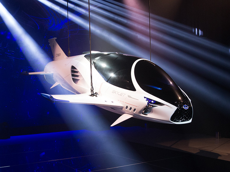 2017 Lexus SKYJET Valerian Gallery 03