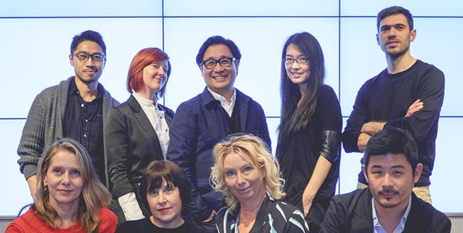 Finalisten van de Lexus Design Award 2015