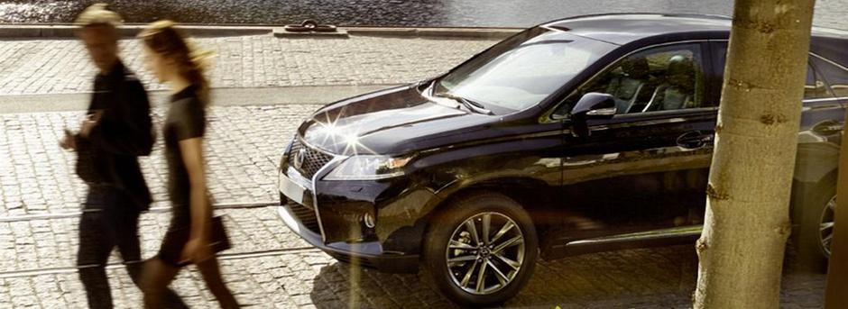 Garantie Lexus asset Entretien et réparations