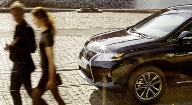 Lexus Warranty Image