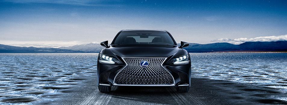 2018 Lexus LS 500h Geneva WOL