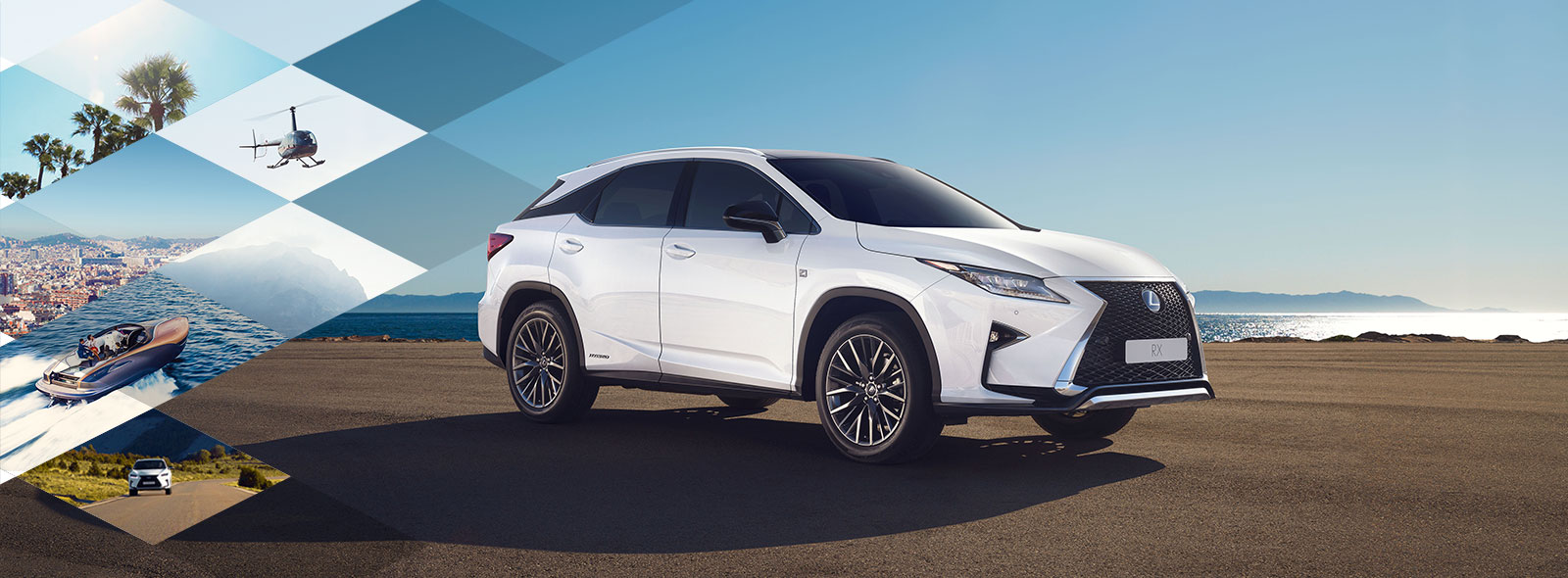 2017 Lexus RX 450h TVC Video 01