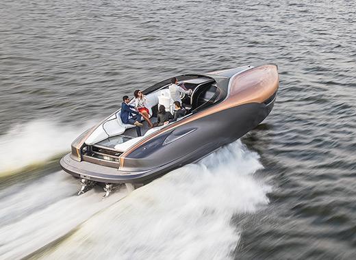 Lexus Sports Yacht Concept Gallery