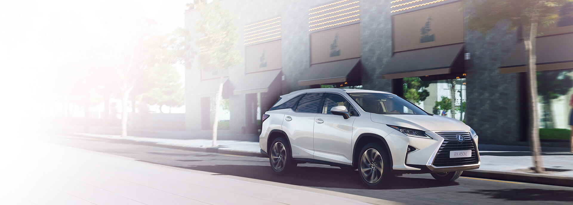 2018 lexus rx long wheelbase hero