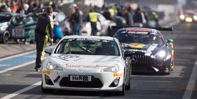 Saison Auftakt der VLN und des TMG GT86 Cup