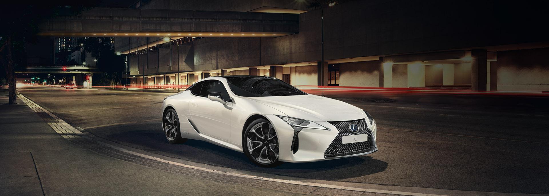 2017 Lexus Der neue LC