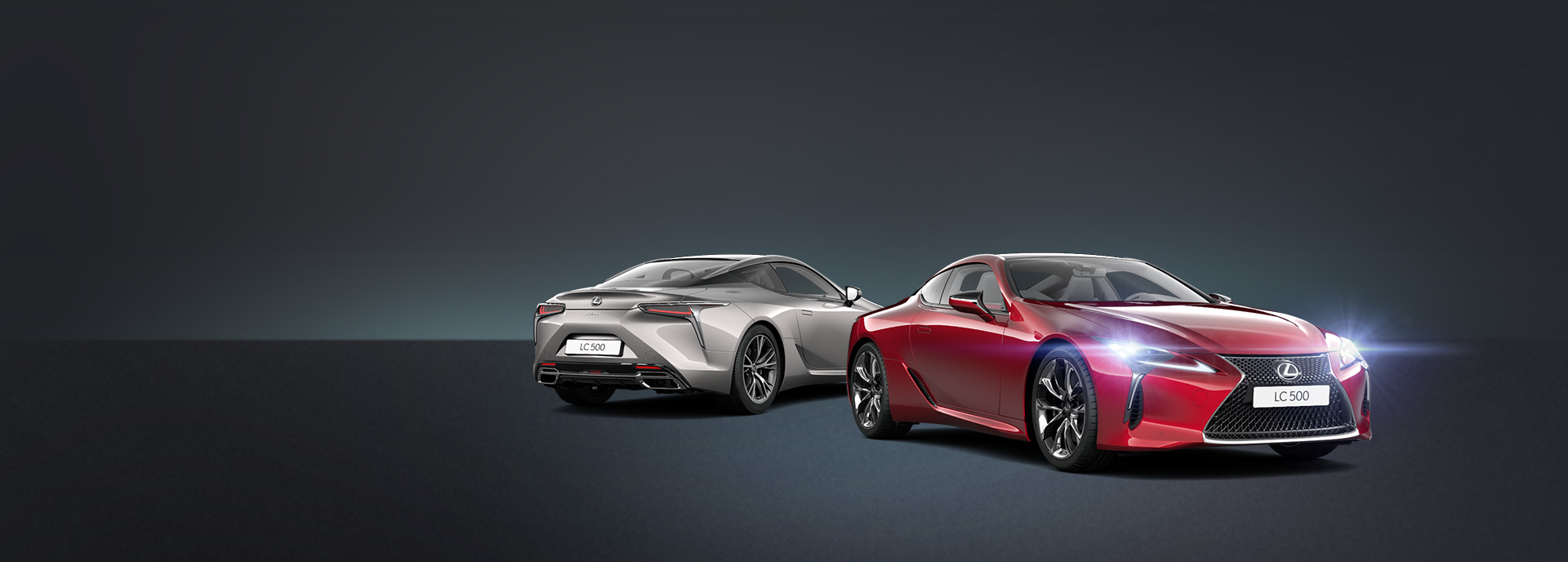 2017 Lexus LC 500 build promo