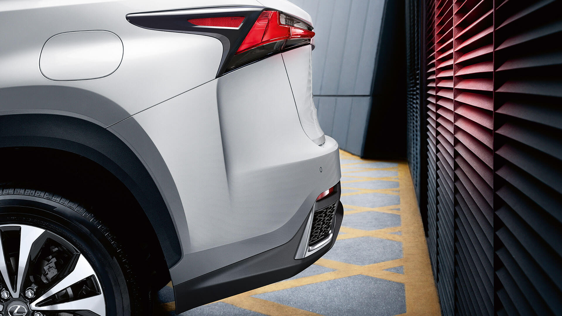 2018 lexus nx my18 features parking assist monitor